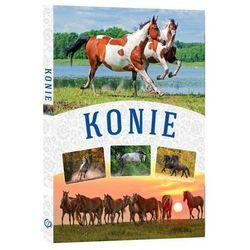 Konie - Małgorzata Mąkosa (opr. twarda)