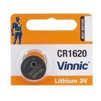 Baterie, bateria litowa Vinnic CR1620