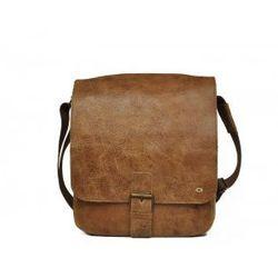 JAZZY WANTED 9 torba skóra naturalna firmy Daag na ramię/ listonoszka unisex