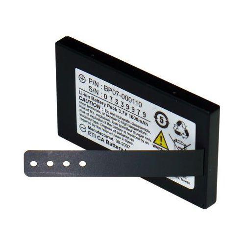 Baterie do urządzeń fiskalnych, Bateria Datalogic Memor 1000mAh