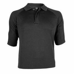 Polo BlackHawk Performance Polo Shirt, Flat, uniseks, materiał 100% Polyester, krótki rękaw. - black