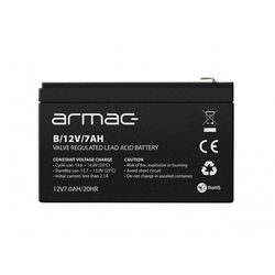 Akumulator żelowy do UPS 12V/7AH uniwersalny Armac