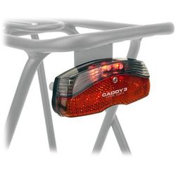 12-039141 Lampka tylna Author Caddy 3 na bagażnik z odblaskiem