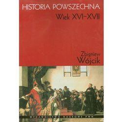 Historia powszechna XVI-XVII w (opr. kartonowa)