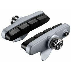 Shimano R55C4 Cartridge Klocek hamulcowy dla BR-5800 srebrny 2018 Klocki hamulcowe Przy złożeniu zamówienia do godziny 16 ( od Pon. do Pt., wszystkie metody płatności z wyjątkiem przelewu bankowego), wysyłka odbędzie się tego samego dnia.