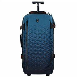 Victorinox Vx Touring średnia torba poszerzana na kółkach 65 cm / granatowa - Dark Teal ZAPISZ SIĘ DO NASZEGO NEWSLETTERA, A OTRZYMASZ VOUCHER Z 15% ZNIŻKĄ