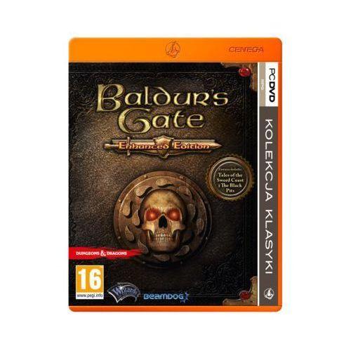 Gry na PC, PKK Baldur's Gate Enhanced Edition Gra PC CENEGA
