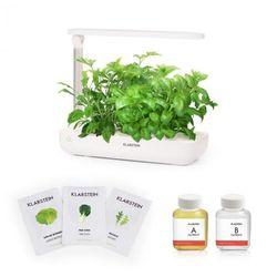 Klarstein Growlt Flex Starter Kit I 9 roślin 18 W 2 l zestaw nasion sałaty pożywka