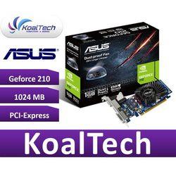Karta VGA Asus GF210 1GB DDR3 64bit VGA+DVI+HDMI PCI-E