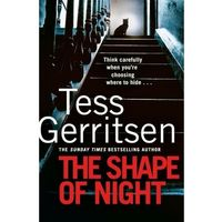 Książki do nauki języka, The Shape of Night - Gerritsen Tess - książka (opr. miękka)