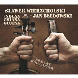 Sławek Wierzcholski - Koncert w Suwałkach