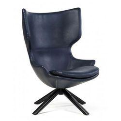 Fotel Agero niebieski