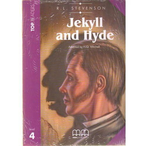 Książki do nauki języka, Jekyll And Hyde Level 4. Książka Ucznia Plus CD-ROM (opr. miękka)