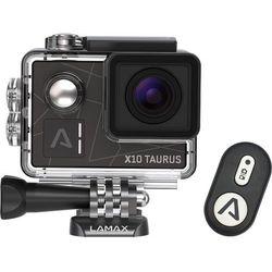 Kamera sportowa LAMAX X10 Taurus + Zamów z DOSTAWĄ JUTRO! + DARMOWY TRANSPORT!