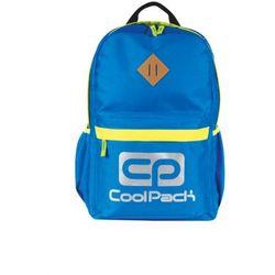 Plecak młodzieżowy CoolPack Neon niebieski