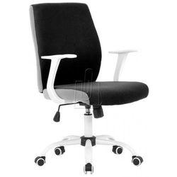 Fotel pracowniczy Halmar Combo czarny - gwarancja bezpiecznych zakupów - WYSYŁKA 24H