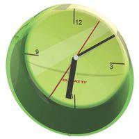 Zegary, Bugatti - Glamour zegar ścienny, zielony