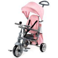 Rowerki trójkołowe, KinderKraft rowerek trójkołowy Jazz różowy