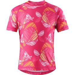 Reima Ionian Koszulka do pływania Dziewczynki, candy pink 116 2019 Stroje kąpielowe Przy złożeniu zamówienia do godziny 16 ( od Pon. do Pt., wszystkie metody płatności z wyjątkiem przelewu bankowego), wysyłka odbędzie się tego samego dnia.