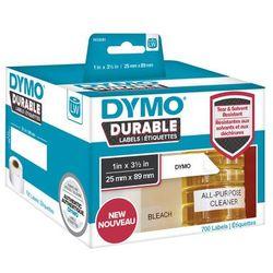 Etykiety DYMO Durable wielofunkcyjna - 25mm x 89mm, 1933081 Dystrybutor DYMO! Oryginał