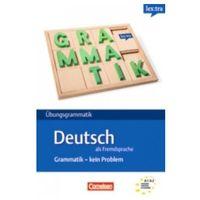Książki do nauki języka, Lextra - Deutsch als Fremdsprache - Grammatik - Kein Problem - A1/A2 (opr. miękka)