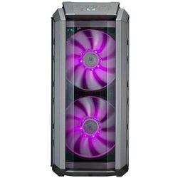 Cooler Master MasterCase h500p PC-obudowa 'E-ATX, ATX, Micro-ATX, Mini-ITX, RGB LED, prawdziwe szkło-część boczna' MCM-h500p-mgnn-S00