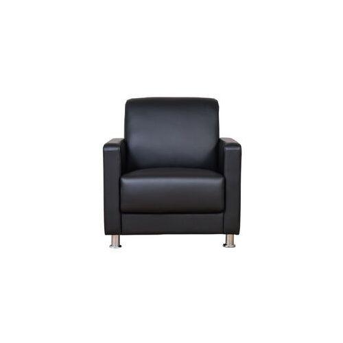 Fotele i krzesła biurowe, Fotel HELIOS czarny