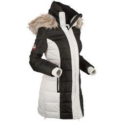 Płaszcz outdoorowy bonprix czarny