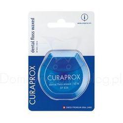 Curaprox Dental Floss Waxed DF 834 woskowana nić dentystyczna o smaku mięty + do każdego zamówienia upominek.