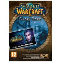 Pozostałe gry i konsole, Gra PC CDP.PL World of Warcraft Pre Paid