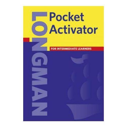 Książki do nauki języka, Longman Pocket Activator (Twarda Oprawa) [Słownik (Twarda Oprawa)] (opr. twarda)