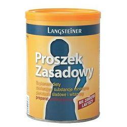 Proszek zasadowy bez laktozy 300g