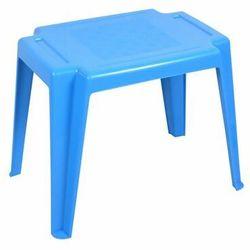 Stolik ogrodowy dla dzieci Lolek 59 x 41 cm OŁER GARDEN niebieski