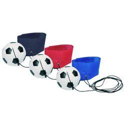 GOKI Piłka na gumce z opaską na rękę