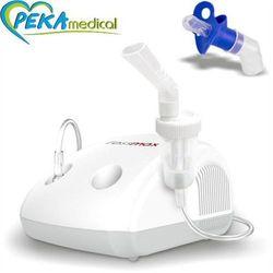 Inhalator tłokowy - Rossmax NE 100 ( P, Ciągła ) - Smoczek Gratis