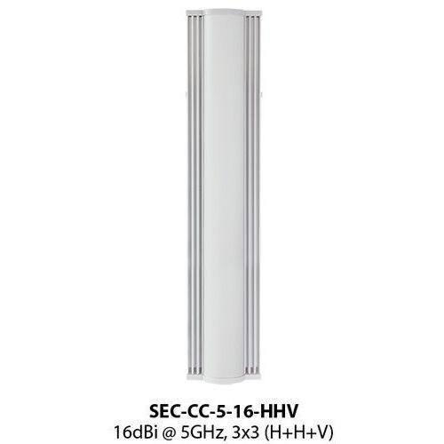 Akcesoria WiFi, RF ELEMENTS SECTOR CARRIER CLASS 5GHZ 16DBI MIMO 3X3 (H+H+V)