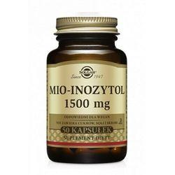 Mio-inozytol 1500mg 50kaps