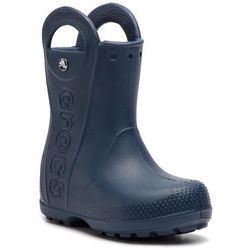 Kalosze CROCS - Handle It Rain Boot Kids 12803 Navy