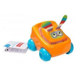 FISHER PRICE - Bebo Muzyczne samochodziki, pomaranczowy