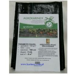 Agrotkanina 100 g/m2, 1,6 x 5 mb. Paczka