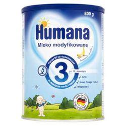 Mleko następne 3 bananowo-waniliowe - po 10 miesiącu