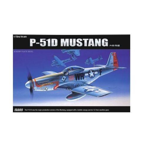 Figurki i postacie, ACADEMY P-51D Mustang