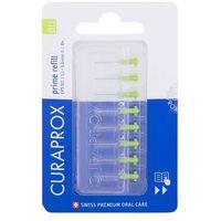 Szczoteczki do zębów, Curaprox Prime Refill CPS 1,1 - 5,0 mm szczoteczka do przestrzeni międzyzębowych 8 szt unisex