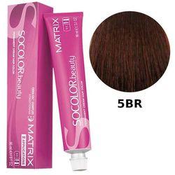 Matrix SOCOLOR BEAUTY farba do włosów 90ml, Matrix SOCOLOR farba 90ml - 5BR SZYBKA WYSYŁKA infolinia: 690-80-80-88