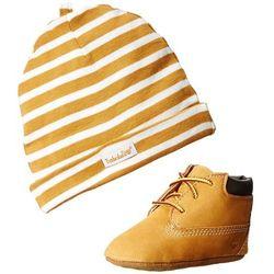 Timberland Crib bootie w/ma, unisex płaskie kapcie baby - żółty - 20 EU