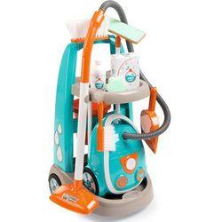 Wózek do sprzątania z odkurzaczem