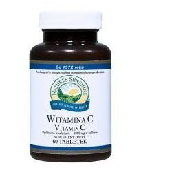 Witamina C z bioflawonoidami 60 tabletek