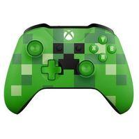 Pozostałe gry i konsole, Microsoft Xbox One Wireless Controller Minecraft WL3-00057