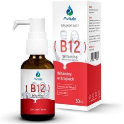Avitale Krople - Witamina B12 Metylkobalamina - 30ml
