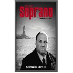 Rodzina Soprano, sezon 6 - część 2 (4xDVD) - David Chase DARMOWA DOSTAWA KIOSK RUCHU